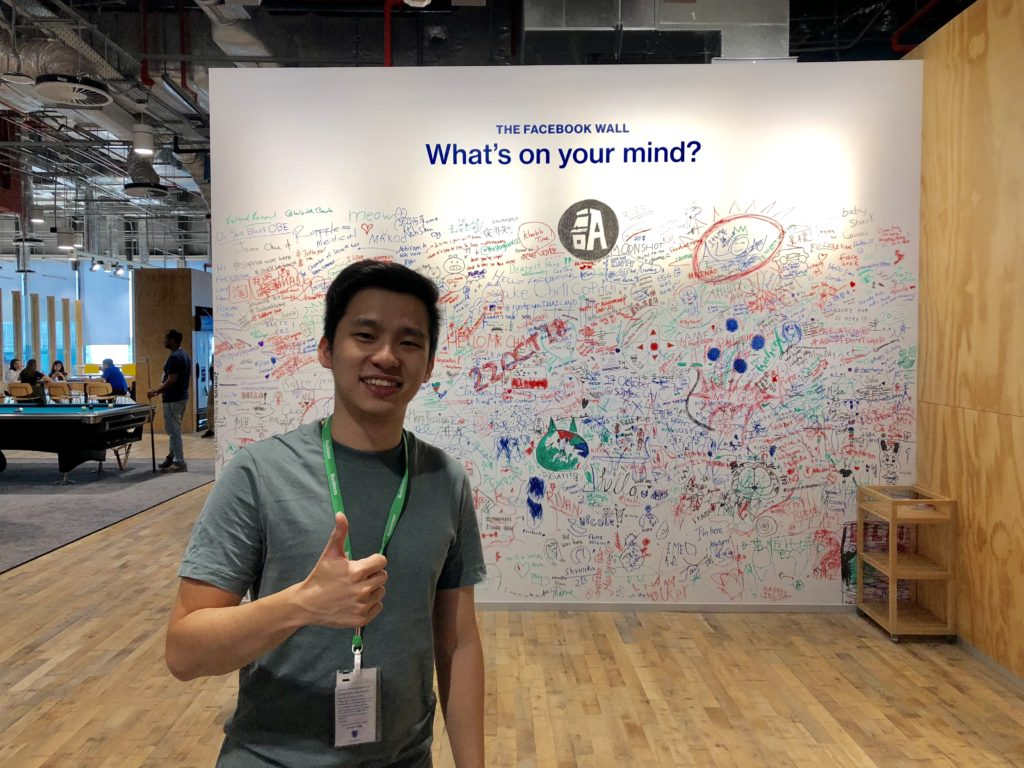 3 things I've learnt from my visit to Facebook Singapore